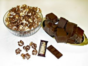 Chcolate Popcorn Recipe