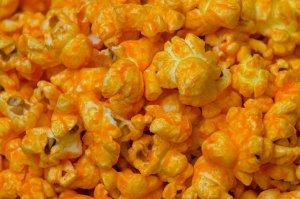 Cheddar-Cheese-Popcorn