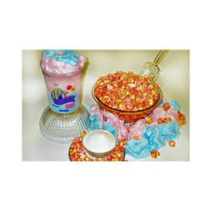 Cotton Candy popcorn