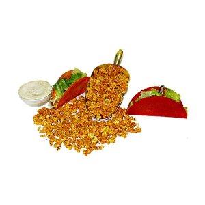 Spicy Cheese nacho popcorn