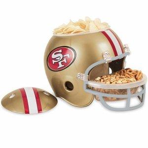 NFL-plastic-snack-helmet-49ers-