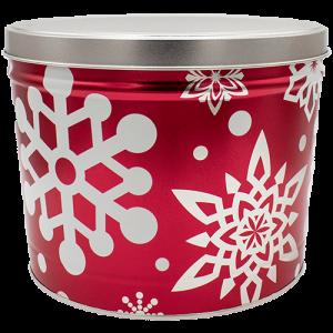2-gallon Snow Flakes